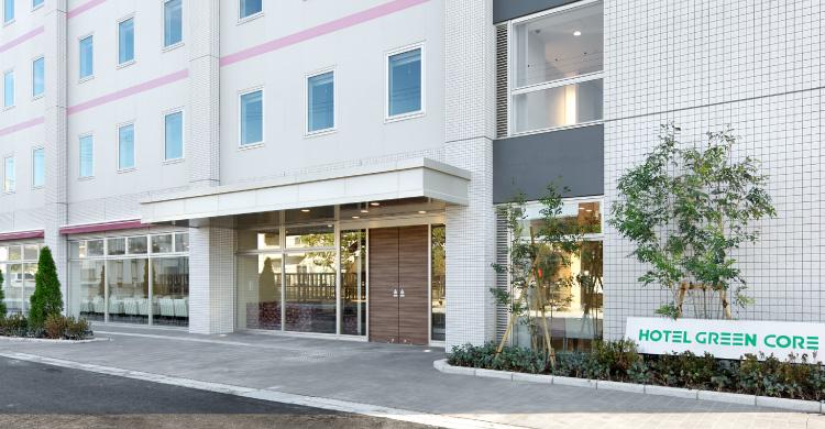 ホテルグリーンコア坂東の魅力