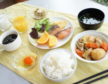 【蘭王たまごの朝ごはん】朝食付プラン