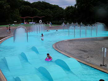 夏だ!プールだ!八坂公園プールに行こう!!