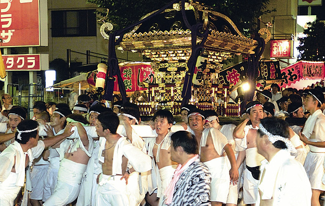 熱い夏祭り!茨城の祭り特集♪