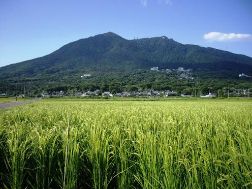 日本百名山の「筑波山」
