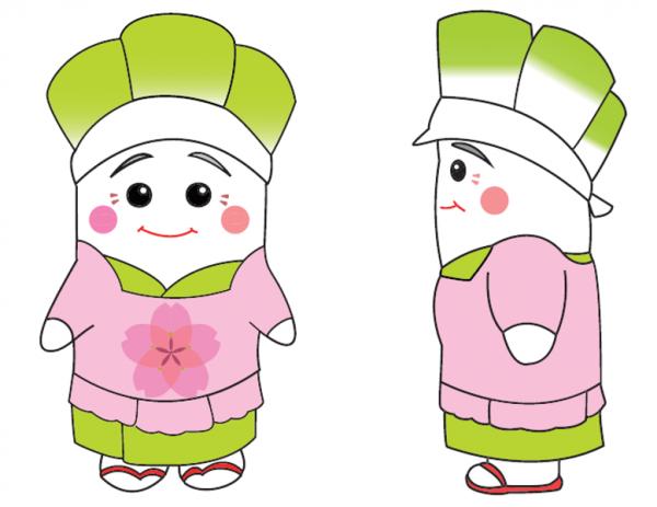 坂東市に新たなキャラクター登場♪